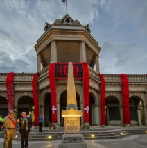 100 Year Anniversary Of The Landing At Gallipoli