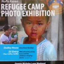 Sam Hamilton's Photo Exhibition At Dudley House
