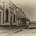 'Lancefield Street Scene' by Garry Paterson