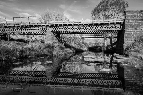'Clunes Bridge' by Felicity Johnson