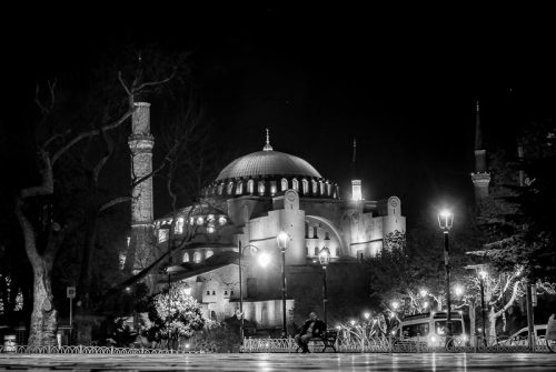 'Blue Mosque' by Esther Andrews
