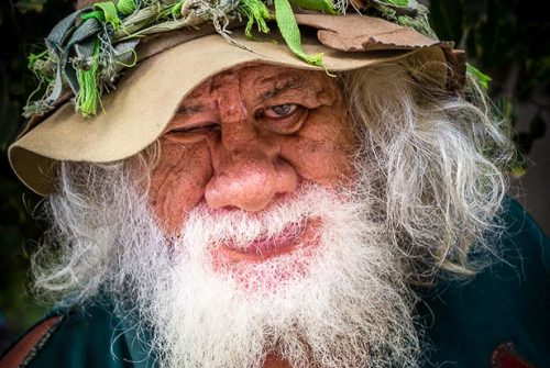 'Campbell The Swagman' by Mal Brayshaw