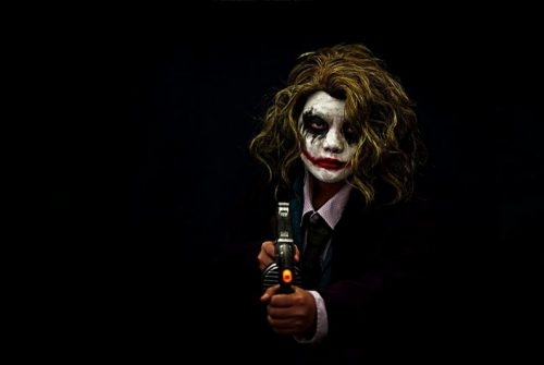 'Why So Serious' by Will Tainsh