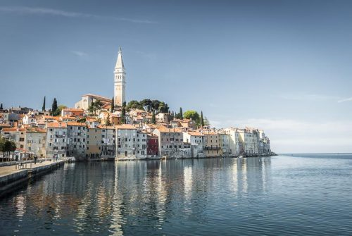'Rovinj Reflected' by Esther Andrews