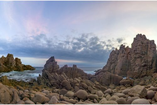 'The Pinnacles at Phillip Island' by Norm Stimson