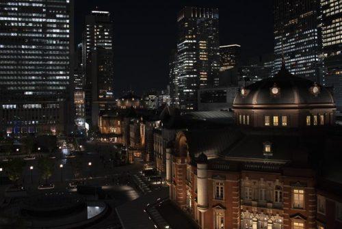 'Tokyo Station' by David Chaffe