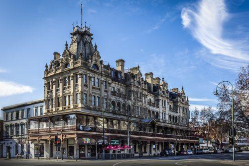 'Shamrock Hotel'