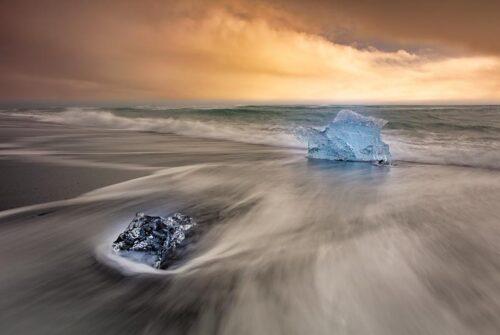 'Black Sand Beach' by Will Tainsh