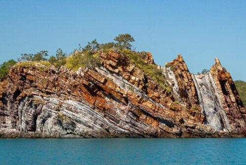 'Kimberley Layered Rocks' by Anne Harvey
