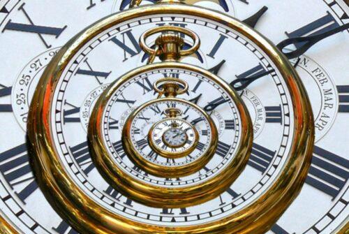 Clocks by Les W