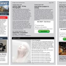 Newsletter – August 2021