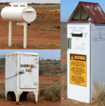 Challenge – Quirky Letter Boxes