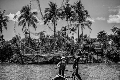 'Gone Fishing' by Graeme Harvey